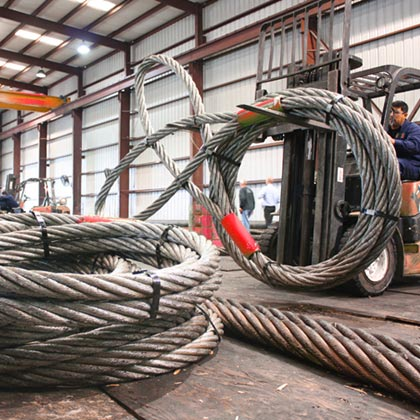 Estrobos en cable de acero tabasco mexico estrobos ciudad - Cables de acero ...